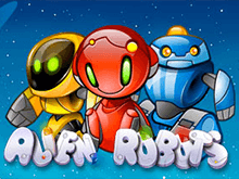 Alien Robots и вход в казино