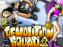 Demolition Squad и вход в казино