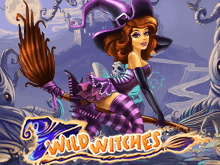 Wild Witches на зеркале Фараон