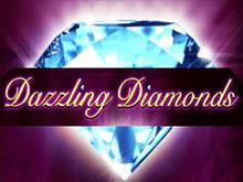 Получите свой шанс в азартной игре Dazzling Diamonds