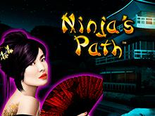 Путь Ниндзя онлайн азартная игра от разработчика Novomatic